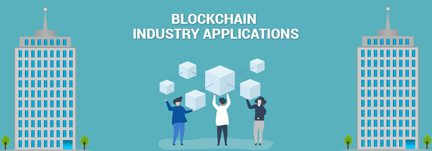blockchain industry applications