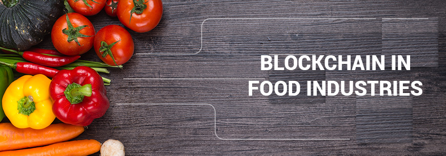 blockchain technology in food industry