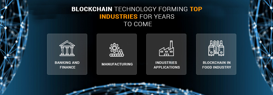 Blockchain Technology Forming Top Industries For Years To Come